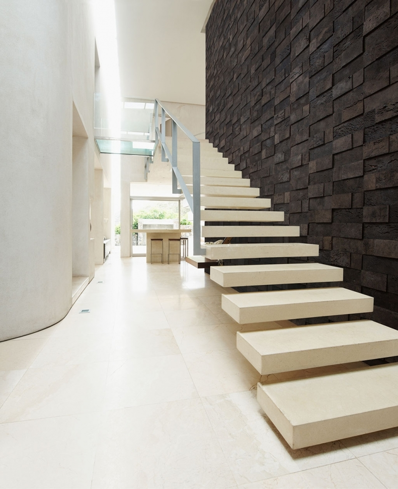 Cork Bricks - 3D (Box of 27 pieces - 0.54 sq m)