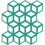 Muratto Pattern Tiles Collection - Motif - Cubic Emerald